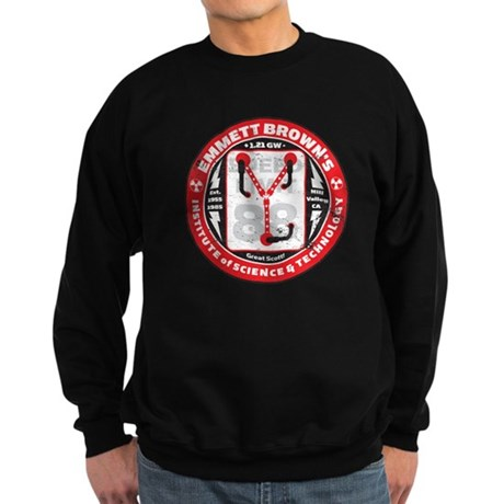 Emmett Brown Institute of Sci Sweatshirt (dark)
