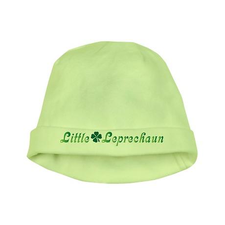 Green Leprechaun Irish St Paddys Day Baby Hat