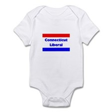 Connecticut Liberal Infant Creeper
