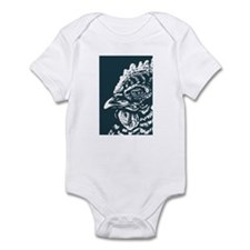 Chicken Infant Bodysuit