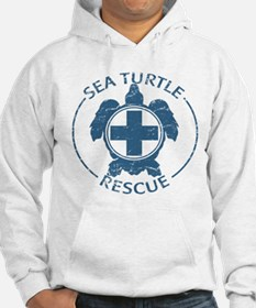 Sea Turtle Rescue Jumper Hoody