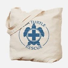 Sea Turtle Rescue Tote Bag