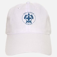 Sea Turtle Rescue Baseball Baseball Cap