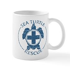 Sea Turtle Rescue Mug