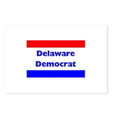 Delaware Democrat Postcards (Package of 8)