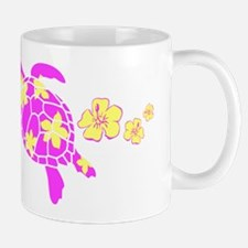 Tropical Turtle Mug
