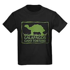 Galapagos Giant Tortoise T