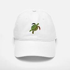 Swimming Turtle Baseball Baseball Cap
