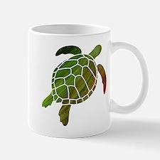Swimming Turtle Mug