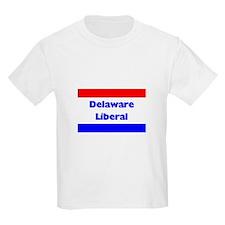 Delaware Liberal Kids T-Shirt