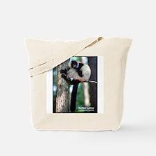 Ruffed Lemur Photo Tote Bag
