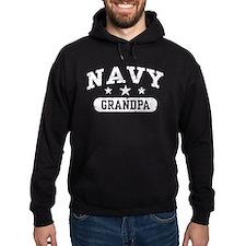Navy Grandpa Hoody