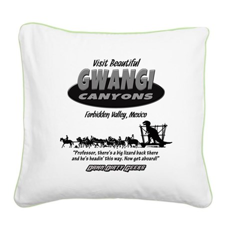 DDG Gwangi Pillow