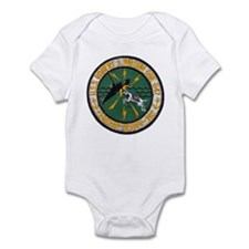 USS ROBERT L. WILSON Infant Bodysuit