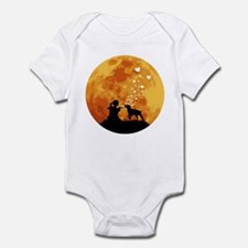German Shorthaired Pointer Infant Bodysuit