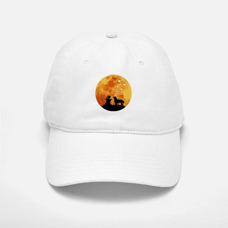 Flat-Coated Retriever Cap