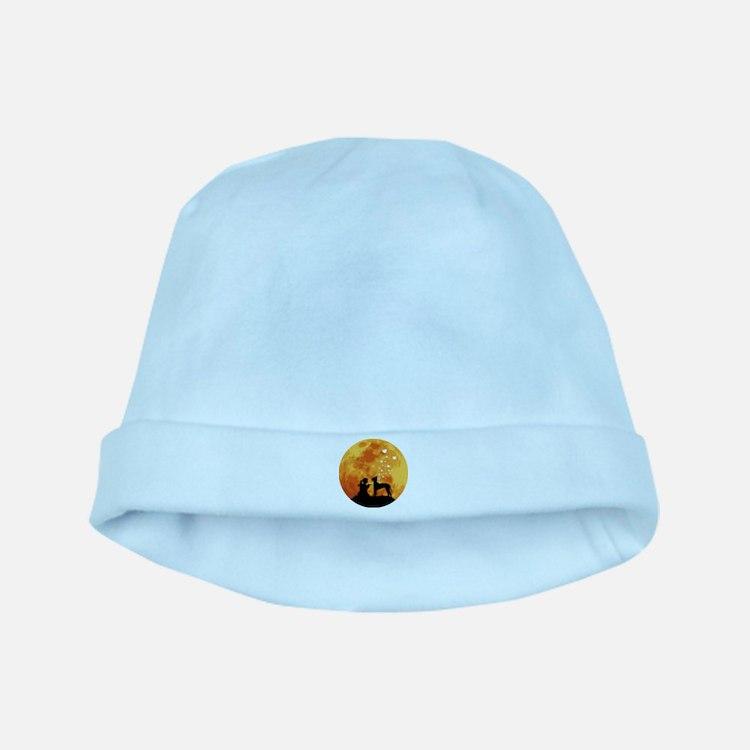Great Dane baby hat
