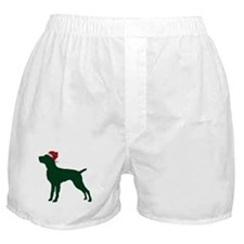 German Wirehaired Pointer Boxer Shorts