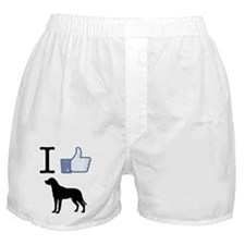 Greater Swiss Mountain Boxer Shorts