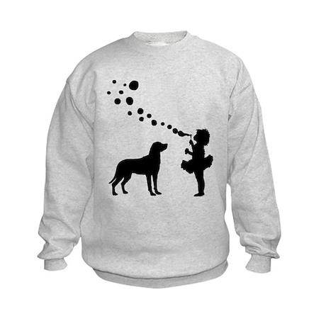 Greater Swiss Mountain Kids Sweatshirt