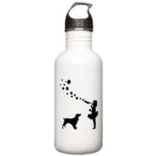 Field Spaniel Sports Water Bottle