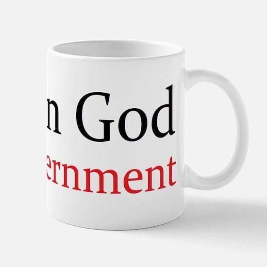 Faith in God Mug