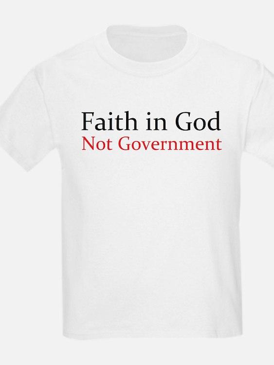 Faith in God T-Shirt