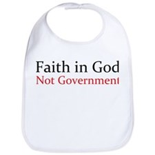 Faith in God Bib