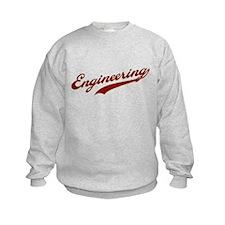 Engineering Swoosh (red) Sweatshirt