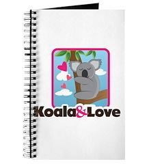 Koala & Love Journal