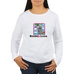 Koala & Love Women's Long Sleeve T-Shirt