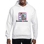 Koala & Love Hooded Sweatshirt