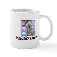 Koala & Love Mug