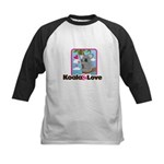 Koala & Love Kids Baseball Jersey