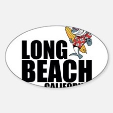 Long Beach, California Decal