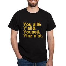 Yinz N'at T-Shirt