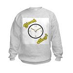 Yeah Boy! Kids Sweatshirt