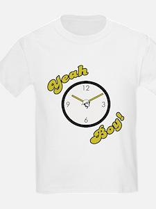 Yeah Boy! Kids T-Shirt