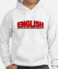 """English"" Jumper Hoody"