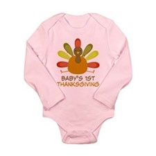 Thanksgiving Turkey Baby Outfits