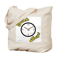 Yeah Boy! Tote Bag