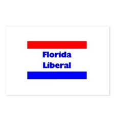 Florida Liberal Postcards (Package of 8)