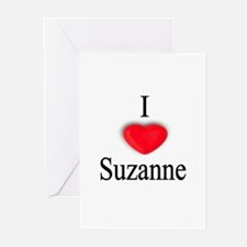Suzanne Greeting Cards (Pk of 10)