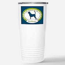 Bloodhound Stainless Steel Travel Mug