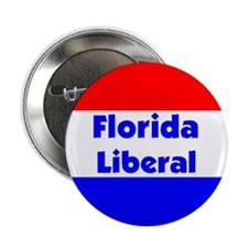 Florida Liberal Button