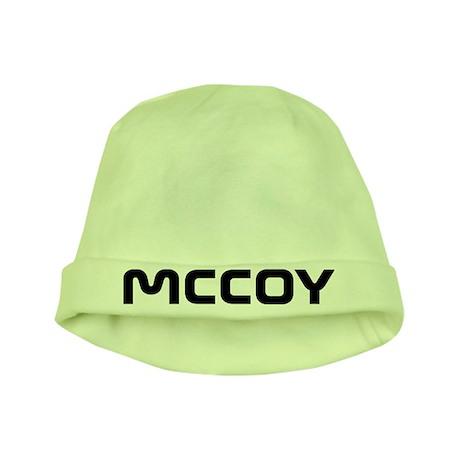 Cute Star Trek McCoy Fan Baby Hat
