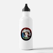 Funny Kenosha Water Bottle