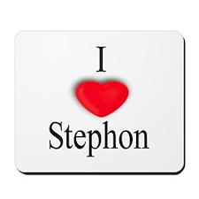 Stephon Mousepad