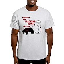 Tracking Newfoundland T-Shirt