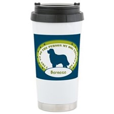 Bernese Travel Mug